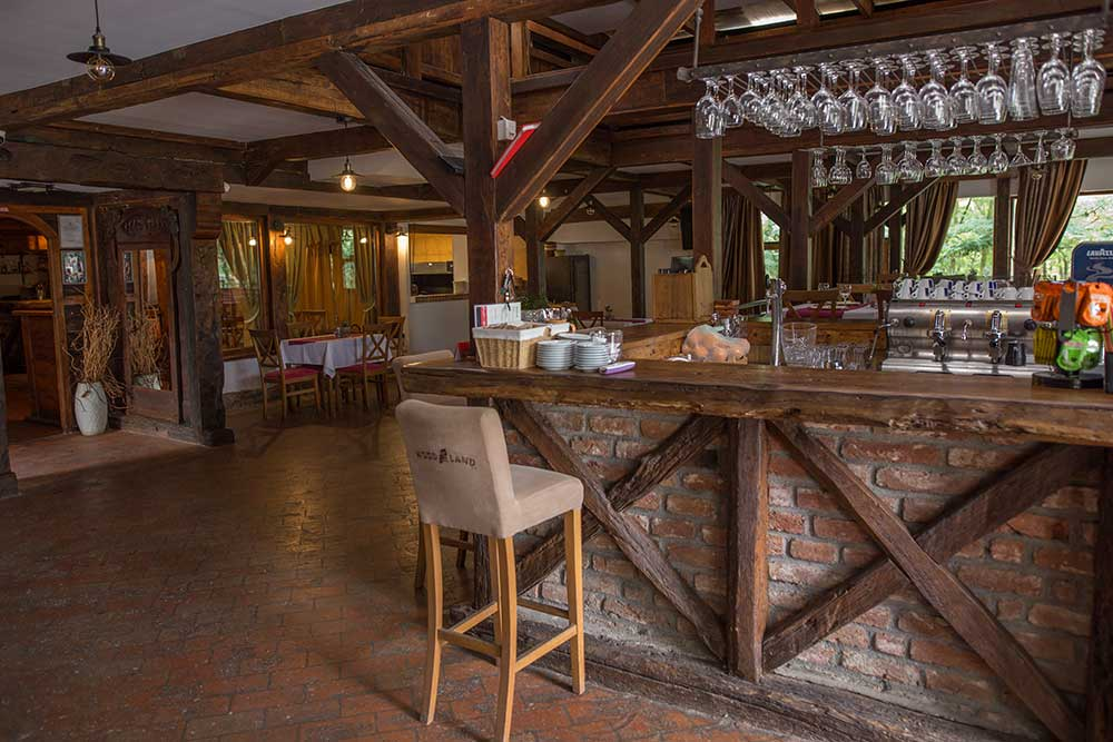 Restoran Woodland Oranica